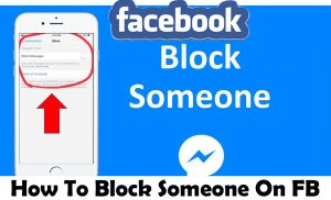 How To Block Someone On FB - Block Friends On Facebook - Unblock Someone On Facebook
