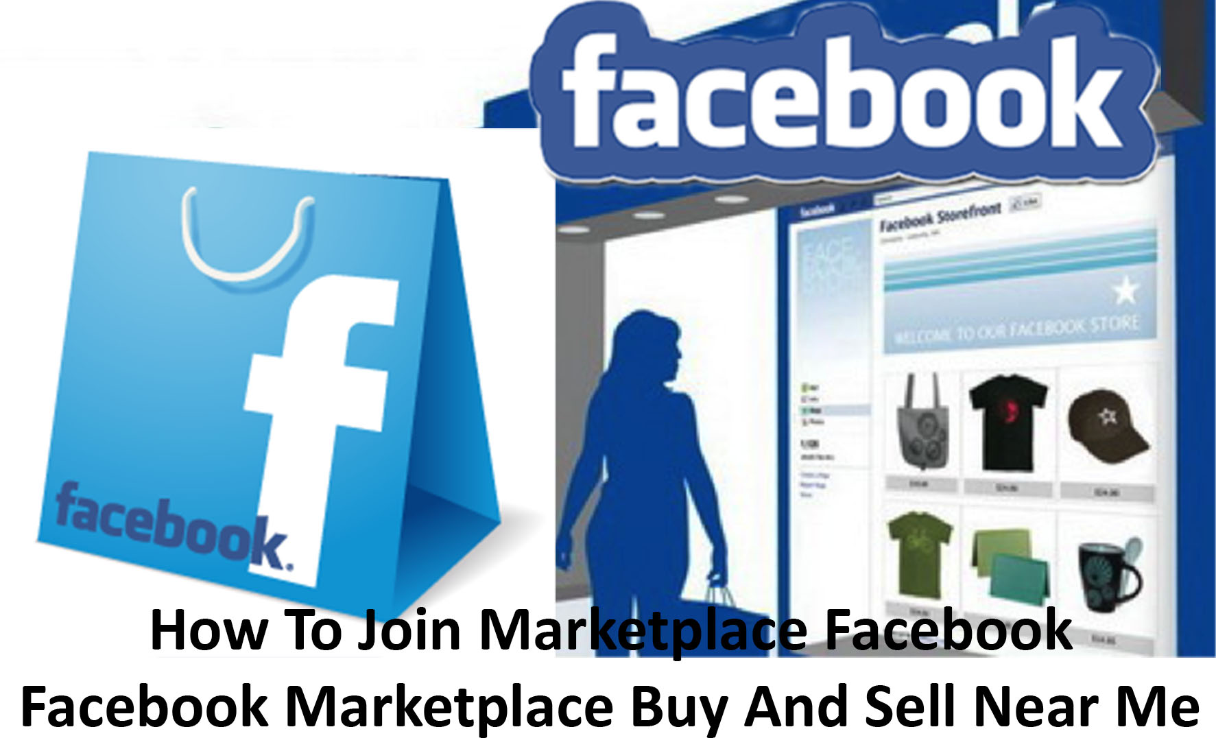 How To Join Marketplace Facebook - Facebook Marketplace Buy And Sell Near Me