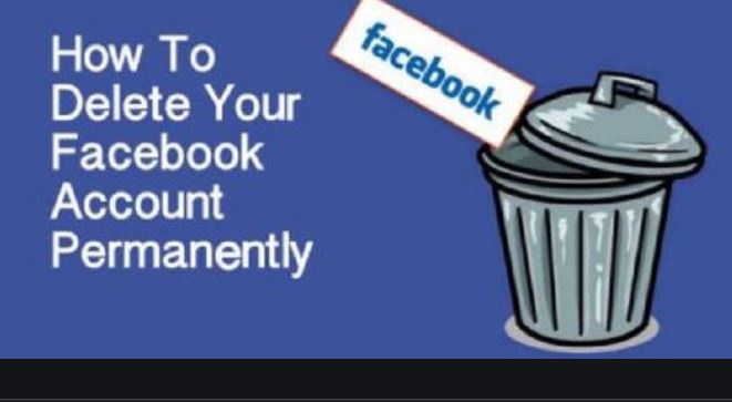 How To Delete Facebook Account Permanently Immediately - Steps