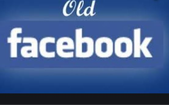 Old Facebook Account Recover