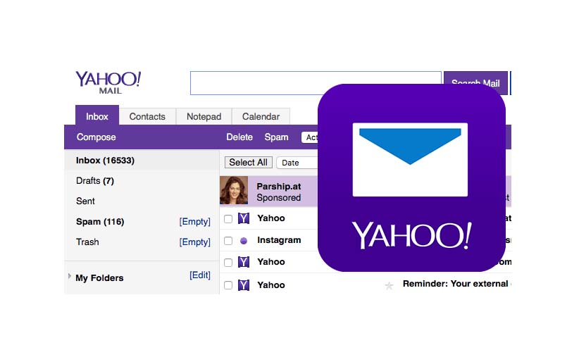 Yahoomail Account