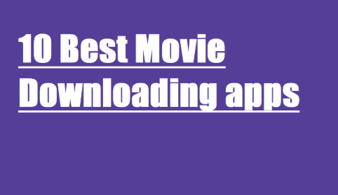 best movie download apps