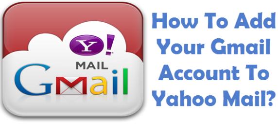yahoo mail add account