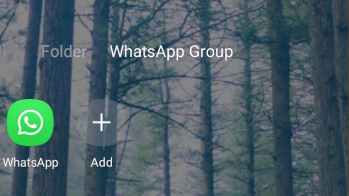 whatsapp group new update