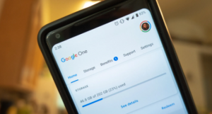 google one now offers free phone backups up to 15GB