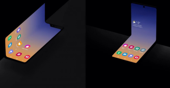 samsung teases about the samsung galaxy fold 2