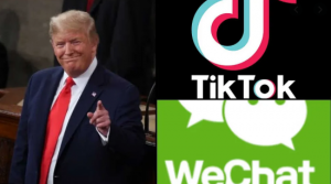Trump Bans US Business with Tik Tok & WeChat Owners