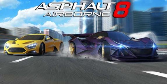 asphalt 8 mod apk 5.5.1a
