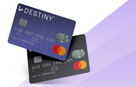 destiny mastercard credit card