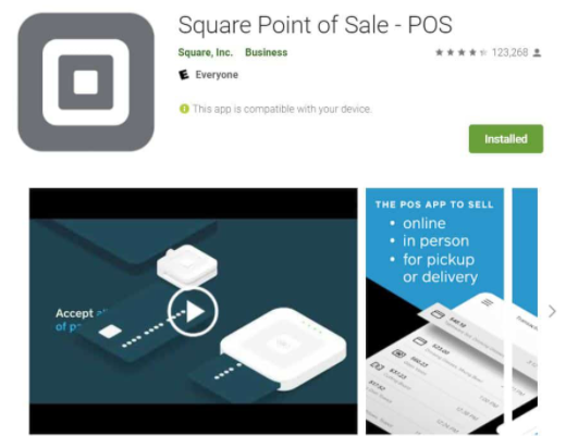 download square pos app