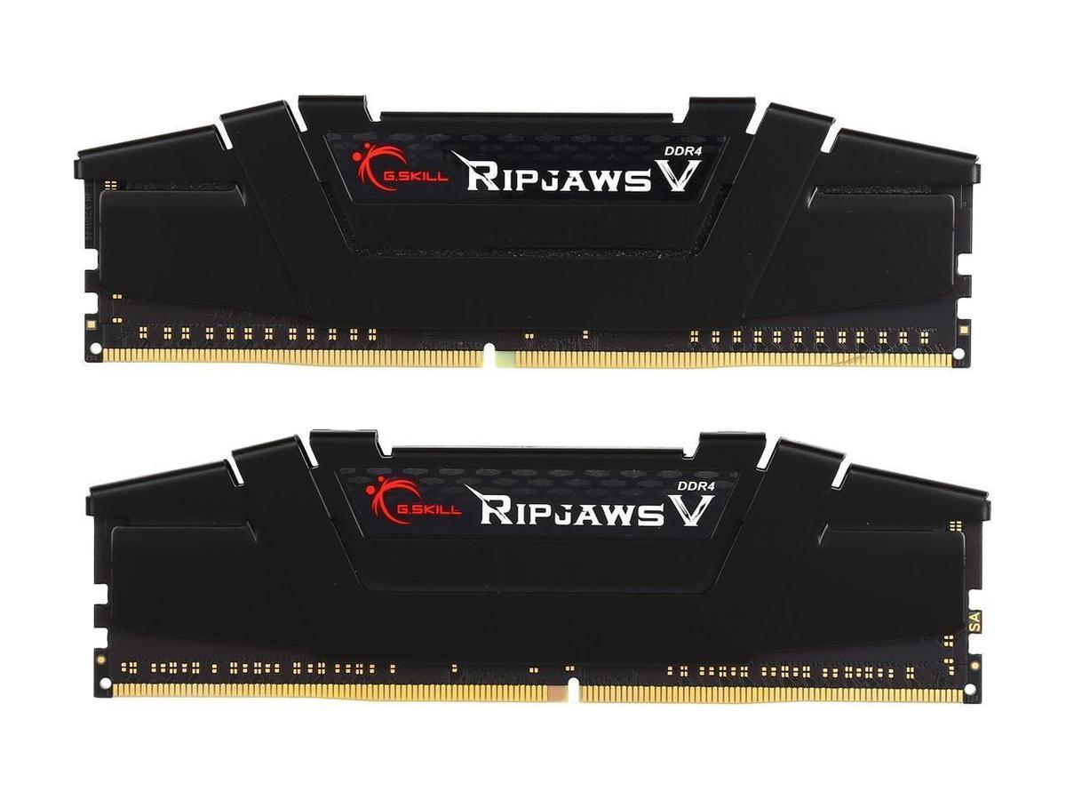 G.SKILL Ripjaws V Series 16GB (2 x 8GB)