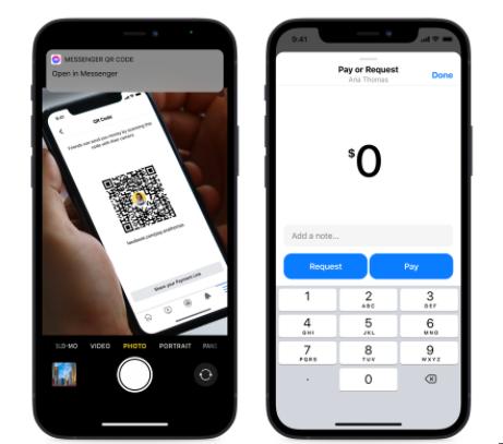 Facebook Messenger Now Has Custom QR Codes On Facebook Pay